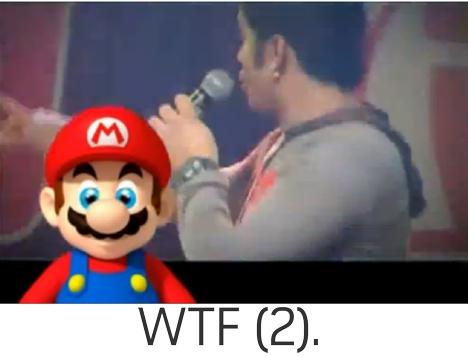 Carnaval 2013 - Mario WTF