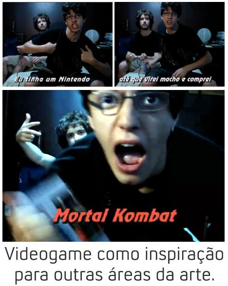 Carnaval 2013 - Virei Macho E Mortal Kombat